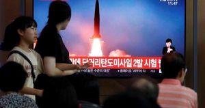 Triều Tiên sẽ 'chào đón' ông Biden bằng tên lửa đạn đạo liên lục địa?