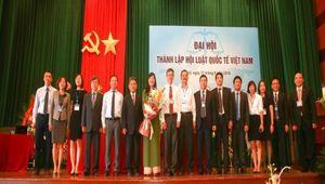 Đại hội nhiệm kỳ II Hội Luật quốc tế Việt Nam sẽ được tổ chức vào ngày 28/11