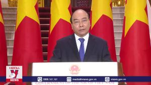 Việt Nam tham gia CAEXPO lần thứ 17