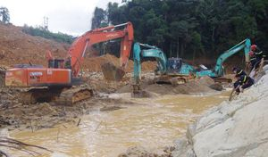 Thừa Thiên – Huế: Thủy điện Rào Trăng 3 muốn thi công trở lại phải đánh giá mức độ an toàn