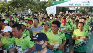 5.000 vận động viên tham gia giải chạy 'VŨNG TÀU RUN CHALLENGE 2020'