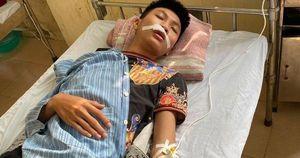Hà Nội: Xác minh vụ việc nam sinh bị nhóm bạn đánh gãy răng, nhập viện khâu 7 mũi