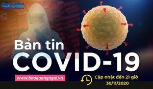 Tình hình dịch bệnh COVID-19 vẫn căng thẳng