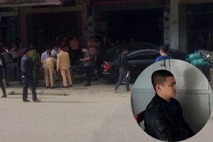 Tạm giam tài xế ô tô đâm tử vong 2 bố con ở Thái Nguyên