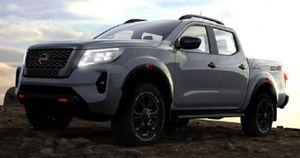 Nissan Navara 2021 nâng cấp động cơ, cạnh tranh với Ford Ranger