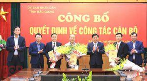 Sở TN&MT Bắc Giang có tân Giám đốc