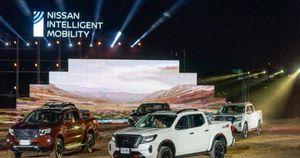 Nissan Navara 2021 ra mắt, giá từ 458 triệu đồng