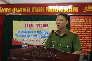 Nghệ An: Công an huyện Nghi Lộc thực hiện tốt công tác thu hồi vũ khí, vật liệu nổ