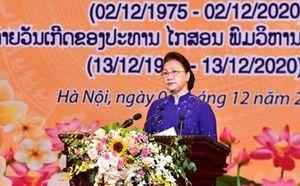 Dành ưu tiên cao nhất cho quan hệ hữu nghị vĩ đại, tình đoàn kết đặc biệt Việt Nam và Lào (*)
