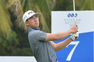 Hai golfer cùng dẫn đầu vòng một Vietnam Masters 2020