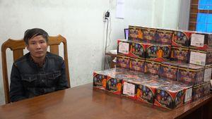 Quảng Bình: Khởi tố, tạm giam người đàn ông buôn bán trái phép 62kg pháo
