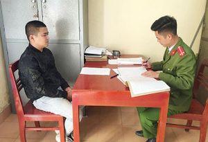 Bắt tạm giam tài xế tông người văng lên mái nhà ở Thái Nguyên