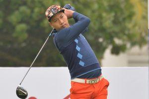 Hồng Giang nhiều cơ hội vô địch Golf Vietnam Masters 2020
