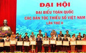 Bế mạc Đại hội đại biểu toàn quốc các dân tộc thiểu số Việt Nam lần thứ II