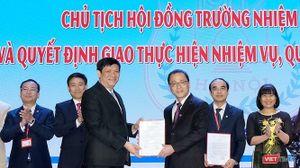 GS.TS. Tạ Thành Văn trở thành Chủ tịch Hội đồng trường đầu tiên của Trường Đại học Y Hà Nội
