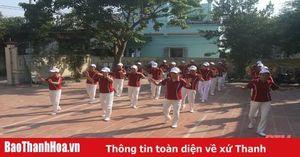 Phê duyệt 'Đề án nhân rộng mô hình Câu lạc bộ Liên thế hệ tự giúp nhau trên địa bàn tỉnh Thanh Hóa giai đoạn đến năm 2025'