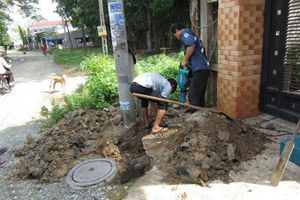 Nha Trang: Chỉ 10% hộ gia đình đấu nối nước thải