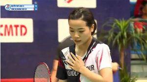 Tiến Minh, Thùy Linh vô địch Giải Cầu lông các cây vợt xuất sắc toàn quốc