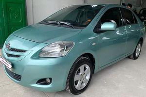 Có nên mua Toyota Yaris 2007 chỉ 270 triệu tại Việt Nam?