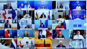 Straits Times: ASEAN-EU nâng cấp quan hệ lên đối tác chiến lược là quyết định 'đúng thời điểm'