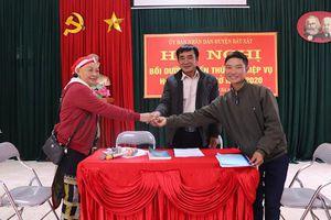 Lào Cai chú trọng nâng cao chất lượng công tác hòa giải tại cơ sở
