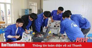 Thành lập Trung tâm Giáo dục nghề nghiệp K27 Thanh Hóa
