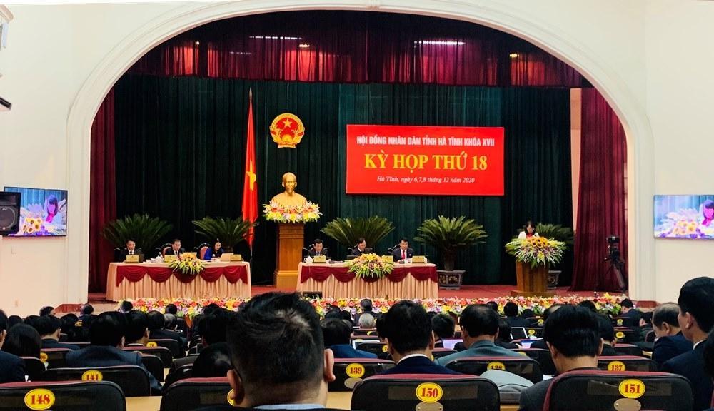 Hà Tĩnh: Cử tri kiến nghị tỉnh sớm phân bổ vốn đầu tư công, nguồn vốn xây dựng nông thôn mới