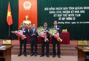 Giám đốc Sở Du lịch Quảng Bình được bầu giữ chức Phó Chủ tịch UBND tỉnh
