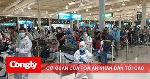 Gần 1.000 công dân Việt Nam từ UAE, Ấn Độ, Mỹ và Singapore được đưa về nước an toàn