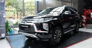 Mua Mitsubishi Pajero Sport mới được ưu đãi tới 55 triệu đồng