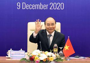 Thủ tướng Nguyễn Xuân Phúc dự Hội nghị Cấp cao CLMV lần 10
