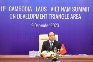 Tam giác Campuchia - Lào - Việt Nam có tiềm năng phát triển rất lớn