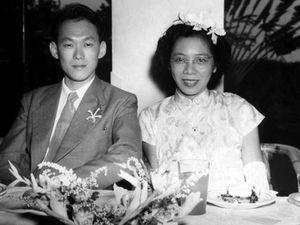 Chuyện tình cảm động của ông Lý Quang Diệu và vợ