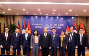 Hội nghị cấp cao Khu vực Tam giác phát triển Campuchia-Lào-Việt Nam