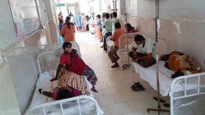 Ấn Độ điều tra bệnh lạ khiến 500 người nhập viện ở bang Andhra Pradesh