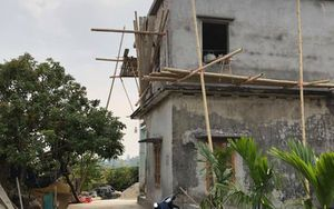 Thái Bình: Giàn giáo xây nhà bị sập, 3 người tử vong