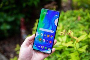 Smart phone chip S865, RAM 8 GB, pin 4.700 mAh, giá 9,99 triệu tại Việt Nam
