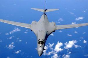 Không quân Mỹ ngừng hoạt động 17 máy bay ném bom chiến lược B-1B Lancer