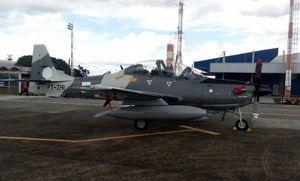 Đồng minh của Nga nhận cường kích EMB-314E (A-29) Super Tucano