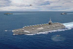 Pháp chọn xong cấu hình cho tàu sân bay hạt nhân tương lai