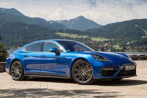 Bảng giá xe Porsche tháng 12/2020