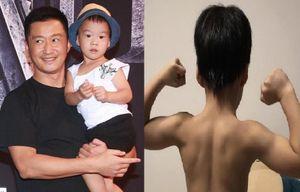 Con trai 6 tuổi của Ngô Kinh