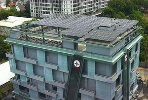 Đảm bảo an toàn phòng cháy chữa cháy cho điện mặt trời mái nhà