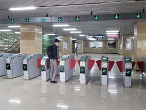 Khách đi tàu đường sắt Cát Linh - Hà Đông được miễn phí trong thời gian đầu