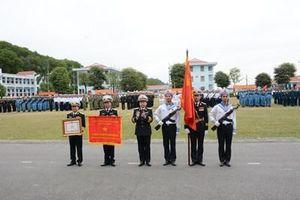 Lữ đoàn Đặc công Hải quân 126 đón nhận danh hiệu Anh hùng Lực lượng vũ trang nhân dân lần thứ ba