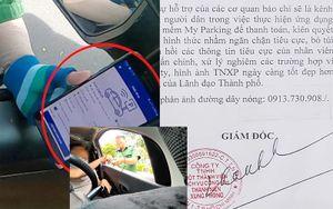 TP.HCM: Sa thải nhân viên thu 'tiền tươi' phí đỗ xe lòng đường