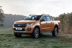 Top 10 xe bán tải rẻ nhất năm 2020: Ford Ranger đứng đầu