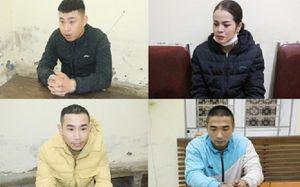 Nghệ An: Bắt cặp vợ chồng bảo kê trước cổng Bệnh viện