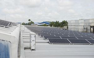 Năng lượng sạch hút nhà đầu tư ngoại