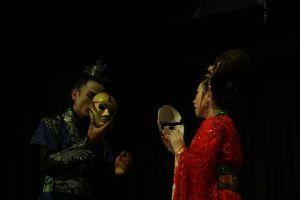 Diễn viên trẻ 'cháy hết mình' trong vở kịch 4D lần đầu ra mắt khán giả TPHCM